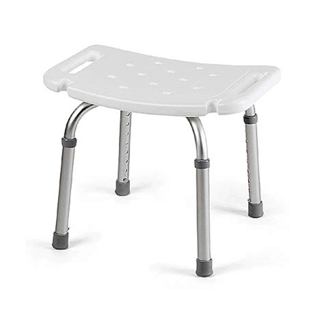 shower chair with backrest shower chair without backrest ultralife healthcare