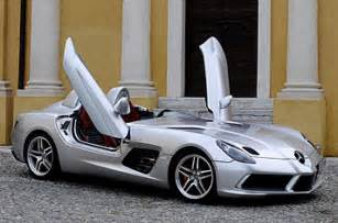 Mercedes Stirling Moss Mercedes Slr Stirling Moss Review Autocar