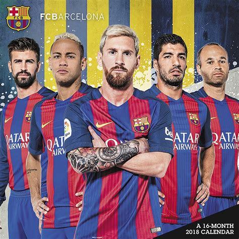 Barcelona Calendar Barcelona 2018 Wall Calendar 9781635711981 Calendars