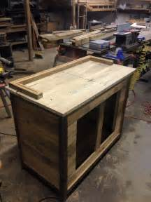 kitchen counter cabinets diy pallet kitchen hutch