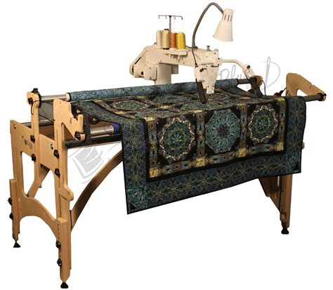 Best Longarm Quilting Machine by Top Of The Line 18 Quot Arm Quilting Machine W