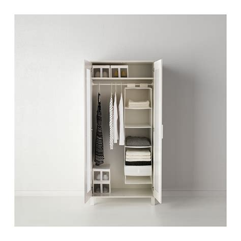 ikea aneboda wardrobe armoire white helpful house hints on pinterest charging stations ikea
