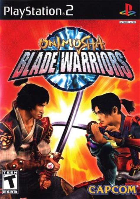 emuparadise onimusha onimusha blade warriors usa iso