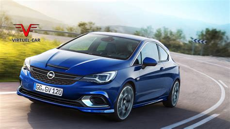 Opel Astra L 2020 by Opel 300 Chevaux Pour La Future Astra Opc