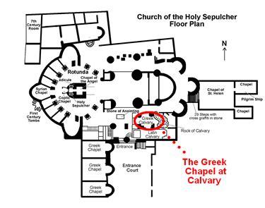 greek cross floor plan church of the holy sepulcher jerusalem 101