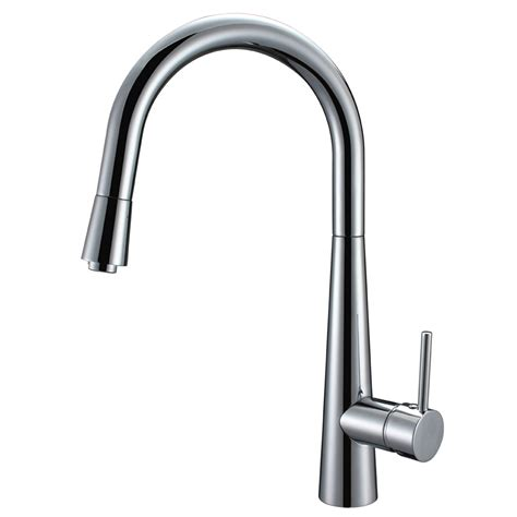 ENKI Modern Kitchen Sink Pull Out Spray Mixer Tap Faucet