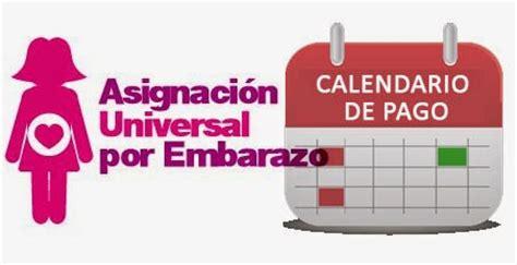 fechas de cobro por correo de asignacion universal fechas de cobro asignaci 243 n por embarazo marzo 2018