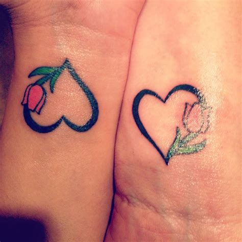 pinterest tattoo mother daughter matching mother daughter tattoo tulip for being dutch