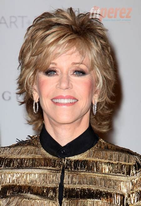 jane fonda recent picture picture of jane fondas most recent hairstyle