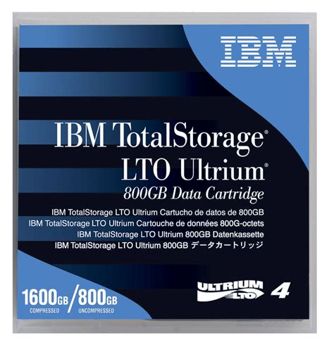 Ibm Data Cartridge Lto 6 2 5tb 6 25tb 00v7590 enterprise cartridges eurotech computers eurotech computers