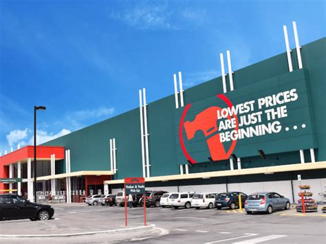 first bunnings warehouse offering in australia for 2016