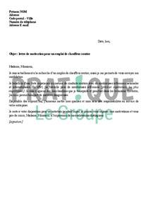 Lettre De Motivation De Transport Lettre De Motivation Fongecif Transport