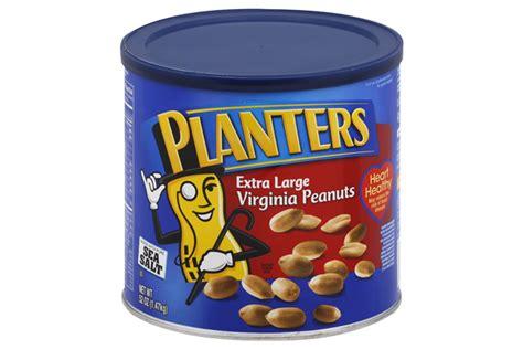 Planters Virginia Peanuts by Planters Large Virginia Peanuts 52 Oz Kraft Recipes