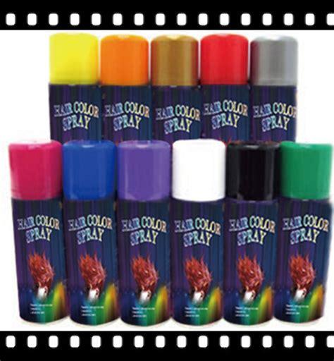 color hairspray coloured hair spray jerome temporary hair color