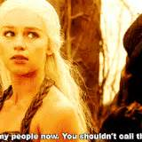 slideshow format gif daenerys targaryen game of thrones gifs popsugar
