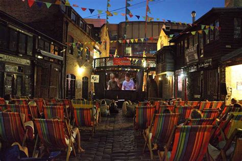 backyard cinema backyard cinema returns to camden lock the ransom note