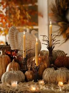 Pretty Fall Decorations - 30 pretty candle decoration ideas for thanksgiving
