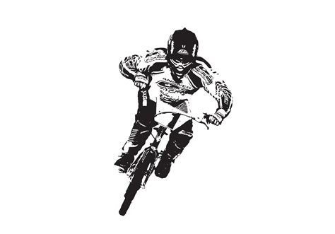 Orange Paint by Bmx Racer Download Free Vector Art Stock Graphics Amp Images