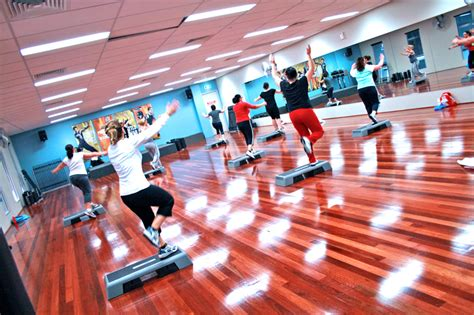Rpac Fitness Classes 5 by Step