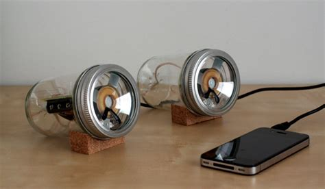 diy tech projects diy speakers cool material
