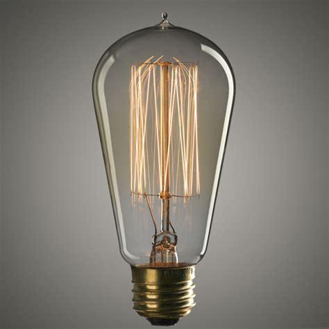 Vintage Light Bulb by 4 75 Quot Vintage 40 Watt Edison Style Light Bulb Lighting