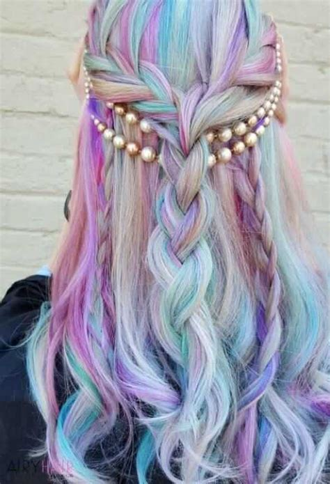 Mermaid Hairstyles by Mermaid Hairstyles For Hair Hairstyles