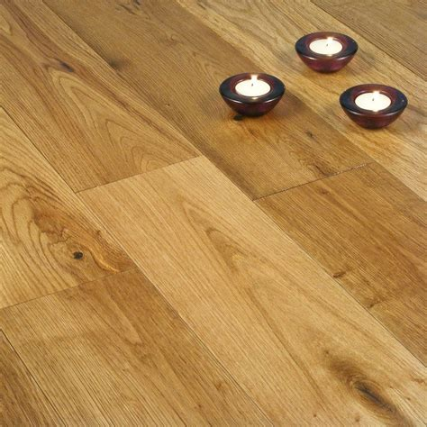 gold series solid oak 120mm brushed and solid wood