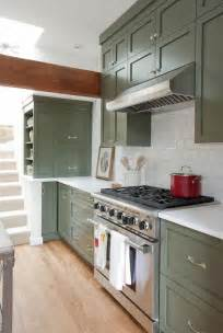 green cabinets green kitchen and cabinets on