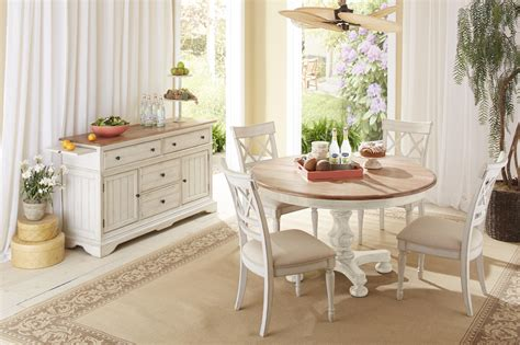 Cottage Furniture Collection by Cresent Furniture Cottage Casual Dining Room