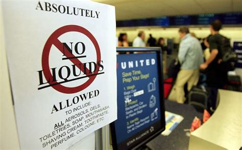 Liquids Allowed On Flights Again Thats Cosmetics To Me And You cobalt light systems laser scanner set to end the airport