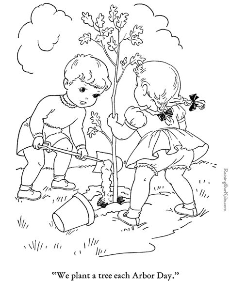 Tree Coloring Page For Preschoolers Bare Tree Coloring Page Coloring Home by Tree Coloring Page For Preschoolers