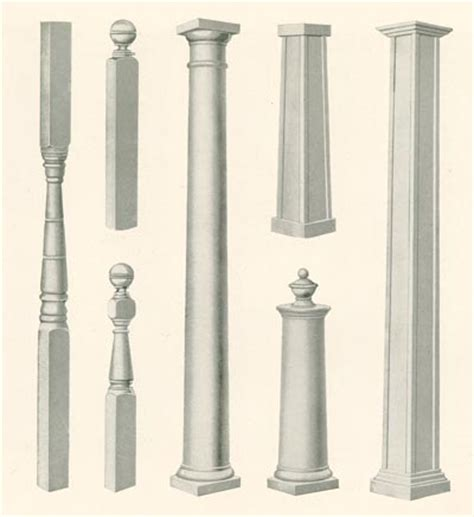 Banister In Spanish Preservation Brief 45 Preserving Historic Wood Porches