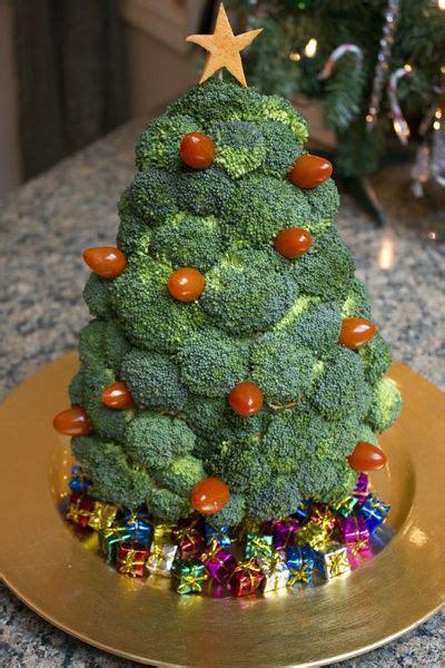 broccoli christmas tree christmas pinterest