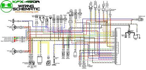 yfz450 wiring diagram light free wiring