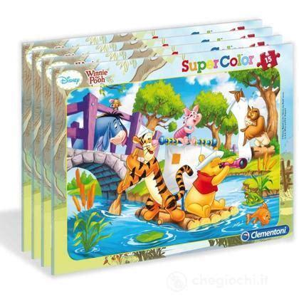cornice per puzzle puzzle cornice winnie the pooh 15 pezzi 222210 puzzle