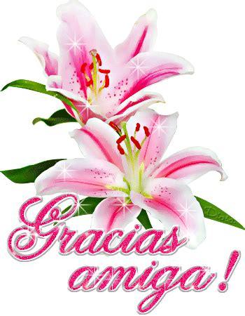 imagenes flores gracias gracias amiga imagen 5168 im 225 genes cool