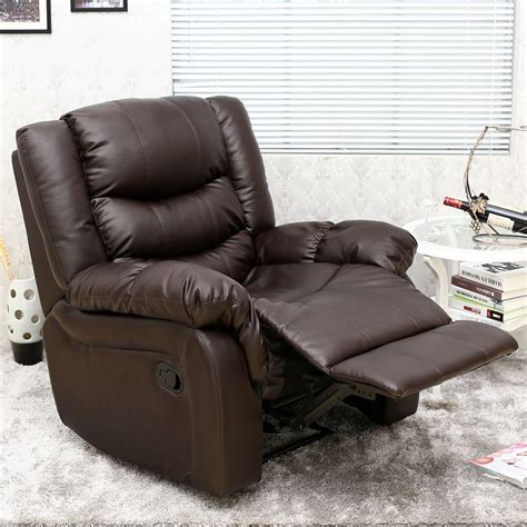 reclining armchair uk seattle leather recliner armchair sofa home lounge chair
