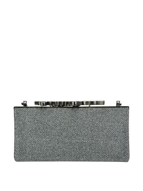 Jimmy Choo Slate Clutch by Celeste Clutch By Jimmy Choo Clutches Ikrix