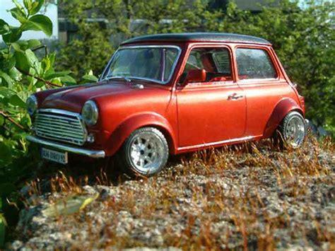 Diecast Miniatur Mobil Morris Mini Cooper 1275s Mk 1 Mokit Green mini cooper racing burago modellauto 1 18 kaufen