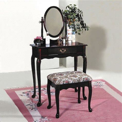Stores Like Vanity by Cherry Table Stool Vanity Make Up Table Store