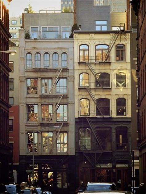 new york apartments exteriors architecture