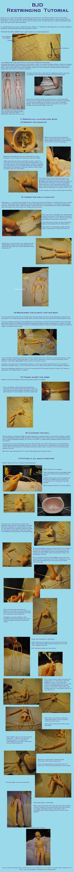 restringing a jointed doll jointed doll blueprint search куклы