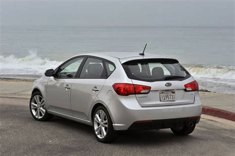 Kia Forte Gas Mileage 2012 2012 Kia Forte Review Specs Pictures Price Mpg