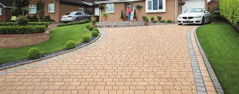 Environmentally Friendly Driveway How To Create An Eco Friendly Driveway Marshalls Marshalls