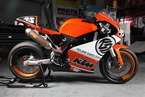 Roland Sands Ktm Ktm 450 Motorcycle Parts And Gear Roland