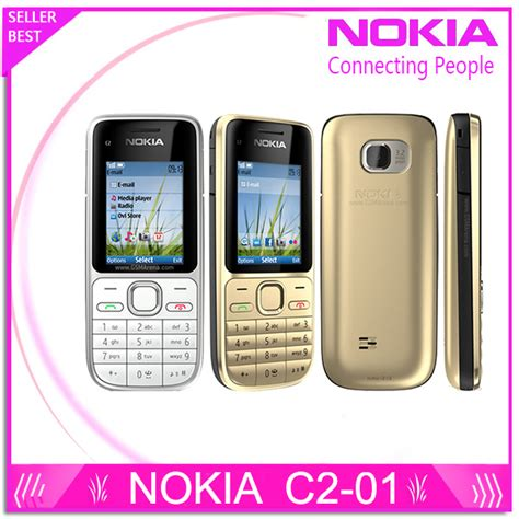 download mp3 cutter for nokia c2 original mobile phone nokia c2 01 duad band 3g phone 3 2mp
