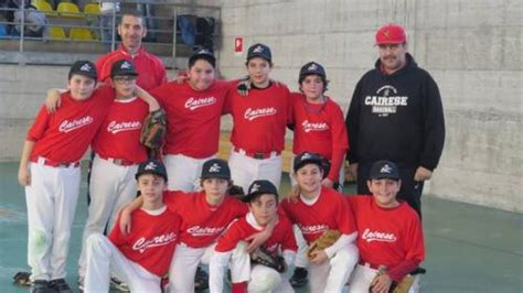 in casa bcc baseball club cairese