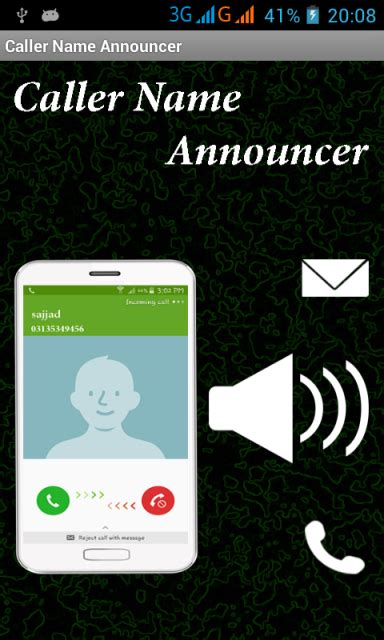 caller name id apk caller name announcer pro apk free