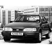 FORD Sierra Sedan Specs  1990 1991 1992 1993