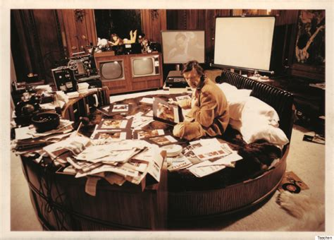 hugh hefner bedroom hugh hefner s playboy features vintage snapshots of the